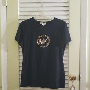 Michael Kors Large Black Tee Shirt